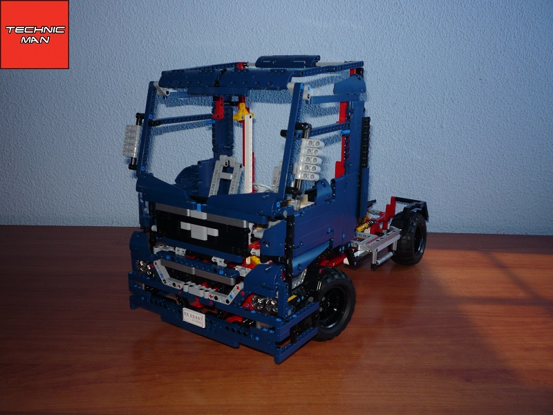 41999 b model man tgx xxl 13 lego technic by technic man. Black Bedroom Furniture Sets. Home Design Ideas