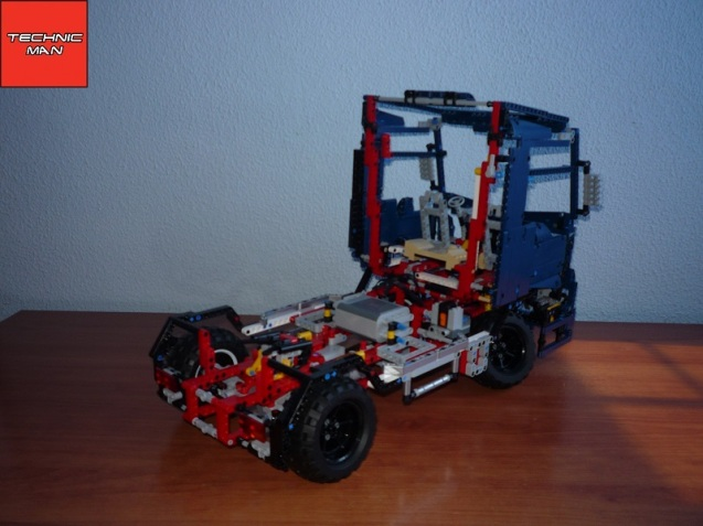 lego technic 41999 tz77 silverstaken. Black Bedroom Furniture Sets. Home Design Ideas